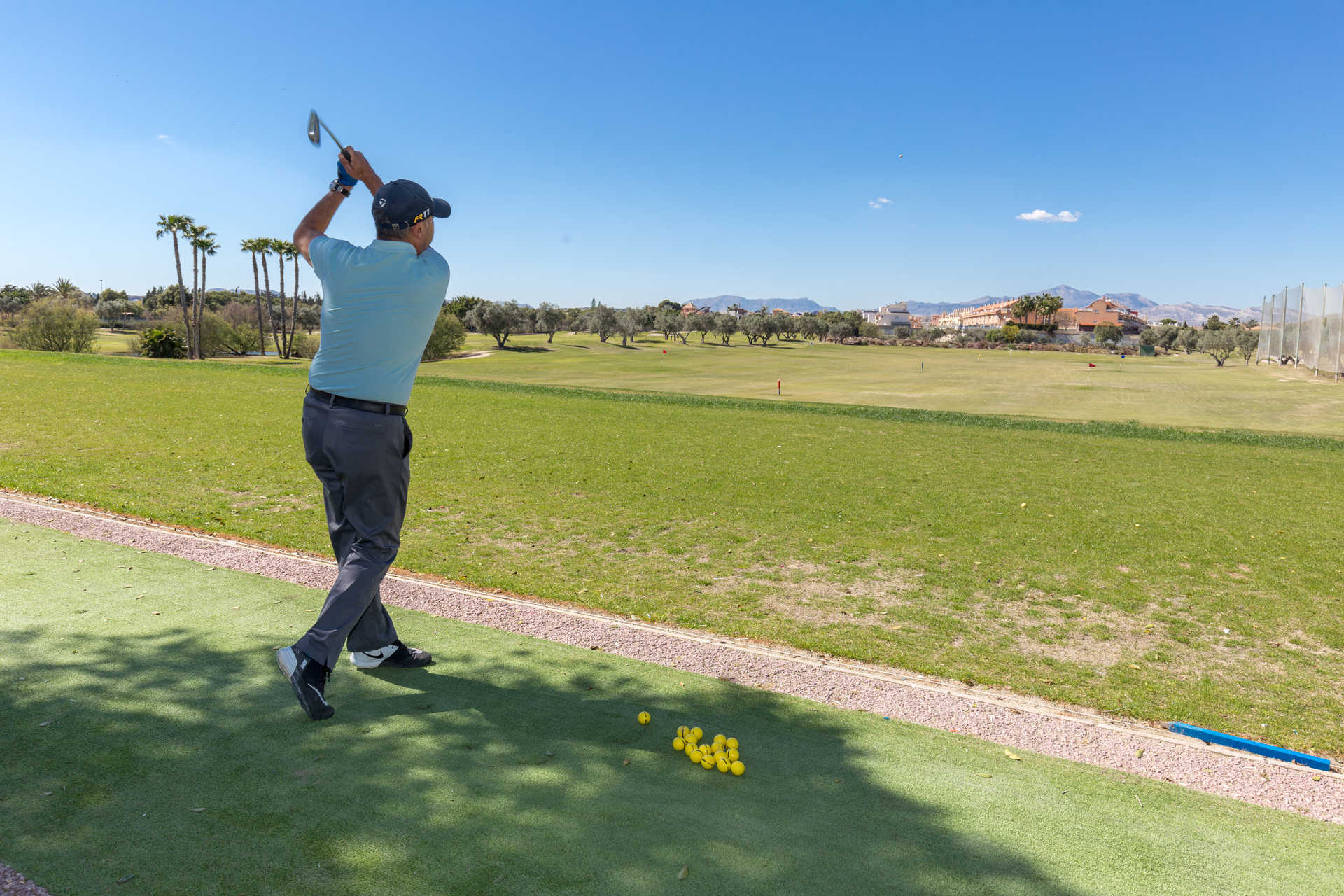 OPENING OF GOLF COURSES IN COSTA BLANCA