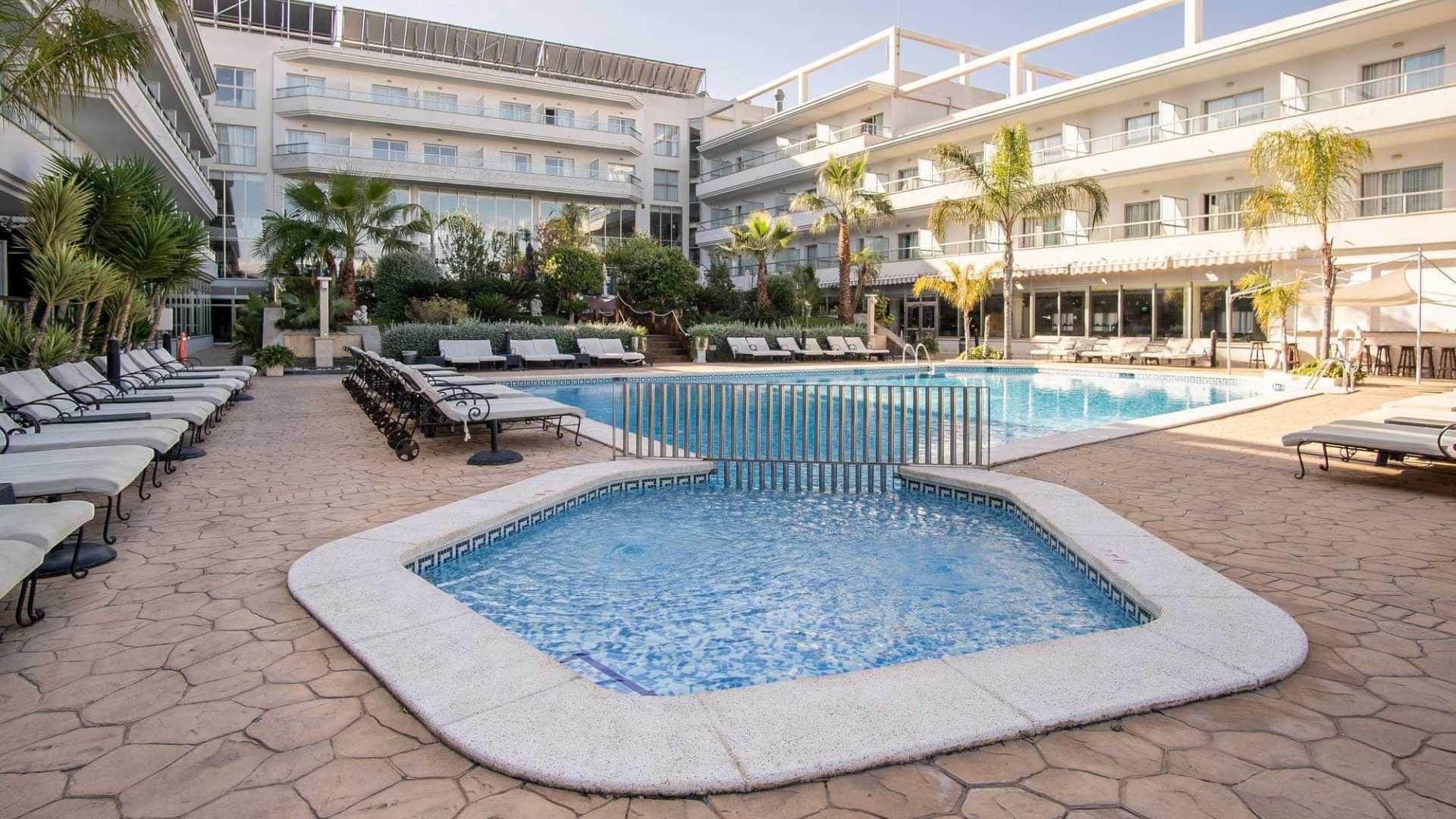 albir hotel sun palace