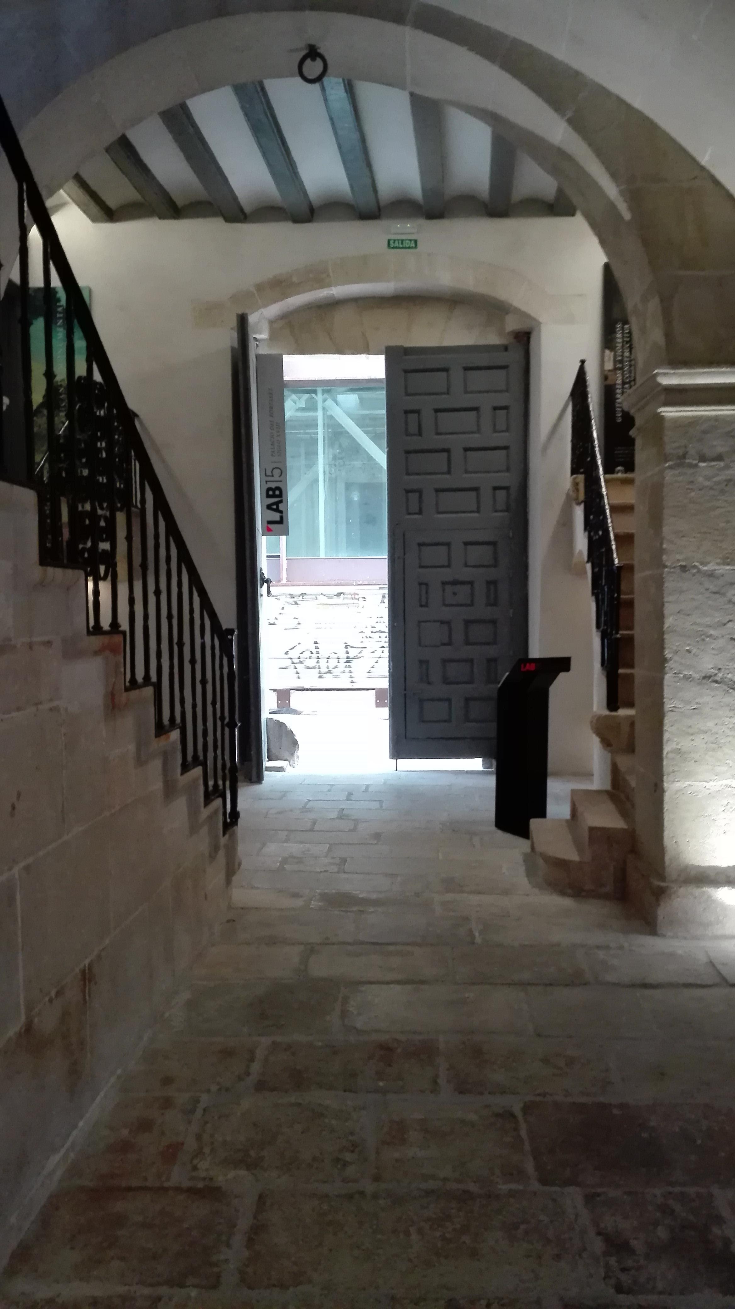 LAB15 PALACIO DEL PORTALET