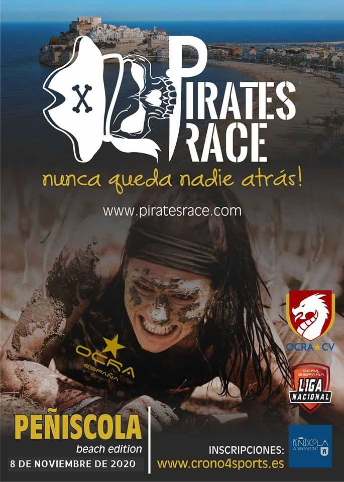 Pirates Race Peñiscola