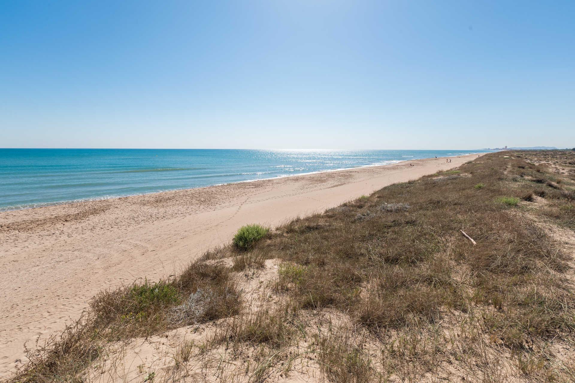 Playa de El Saler
