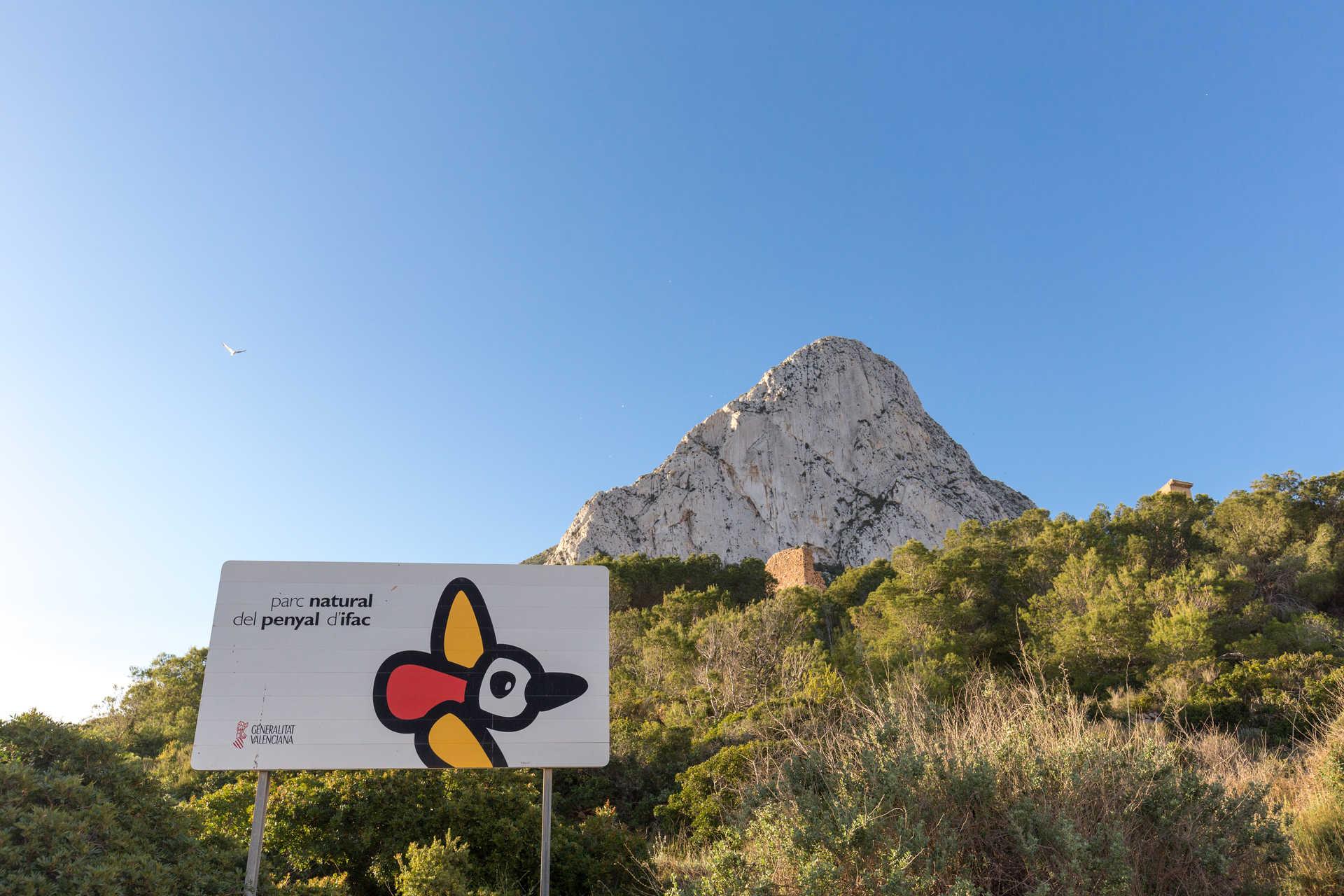 Parc Natural del Penyal d'Ifac