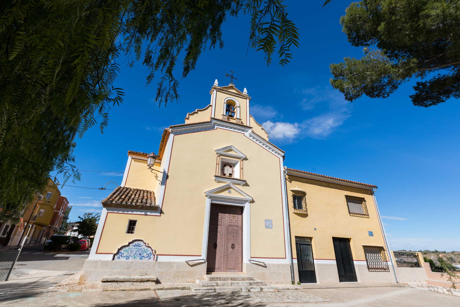 Ermita Stmo. Cristo de la Providencia