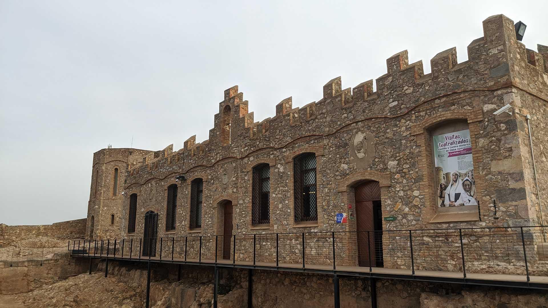 TOURIST INFO ONDA-CASTILLO