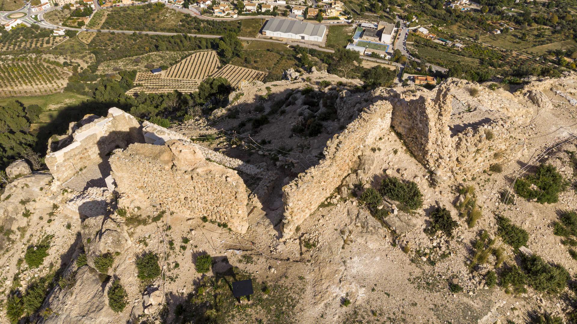 El Castellet (Castle)