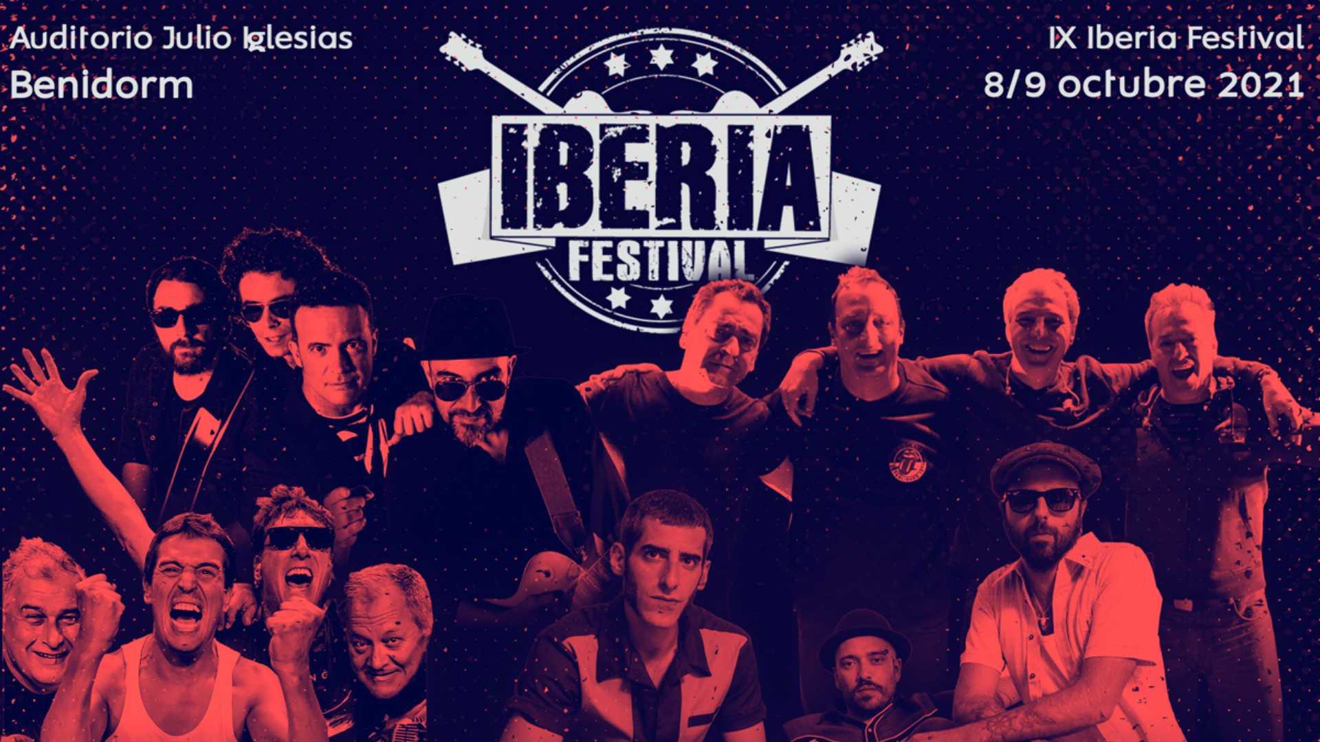 iberia festival benidorm