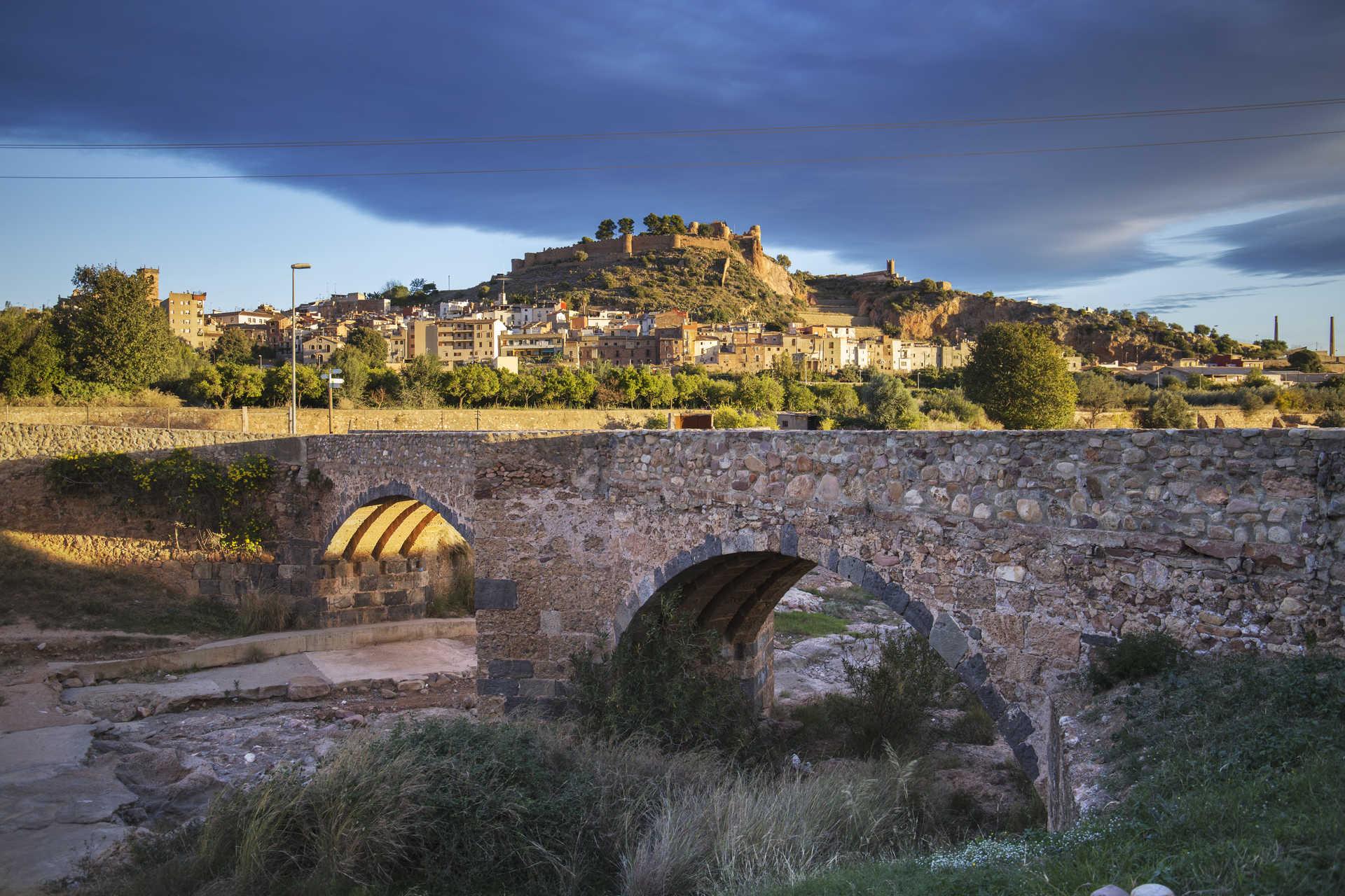 Pont Medieval del Sónella