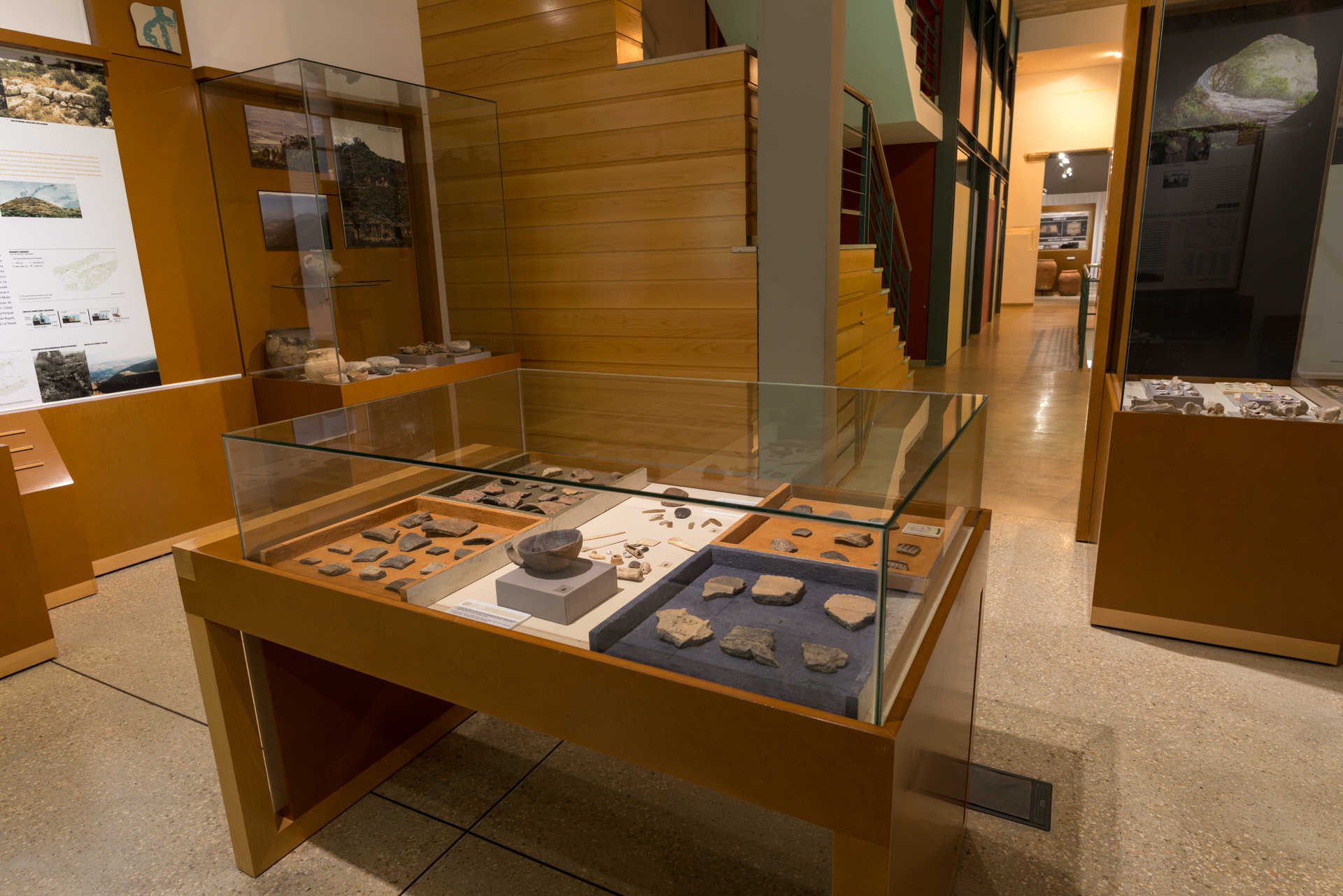 The Ontinyent And La Vall D'albaida- (MAOVA) Museum Of Archaeology