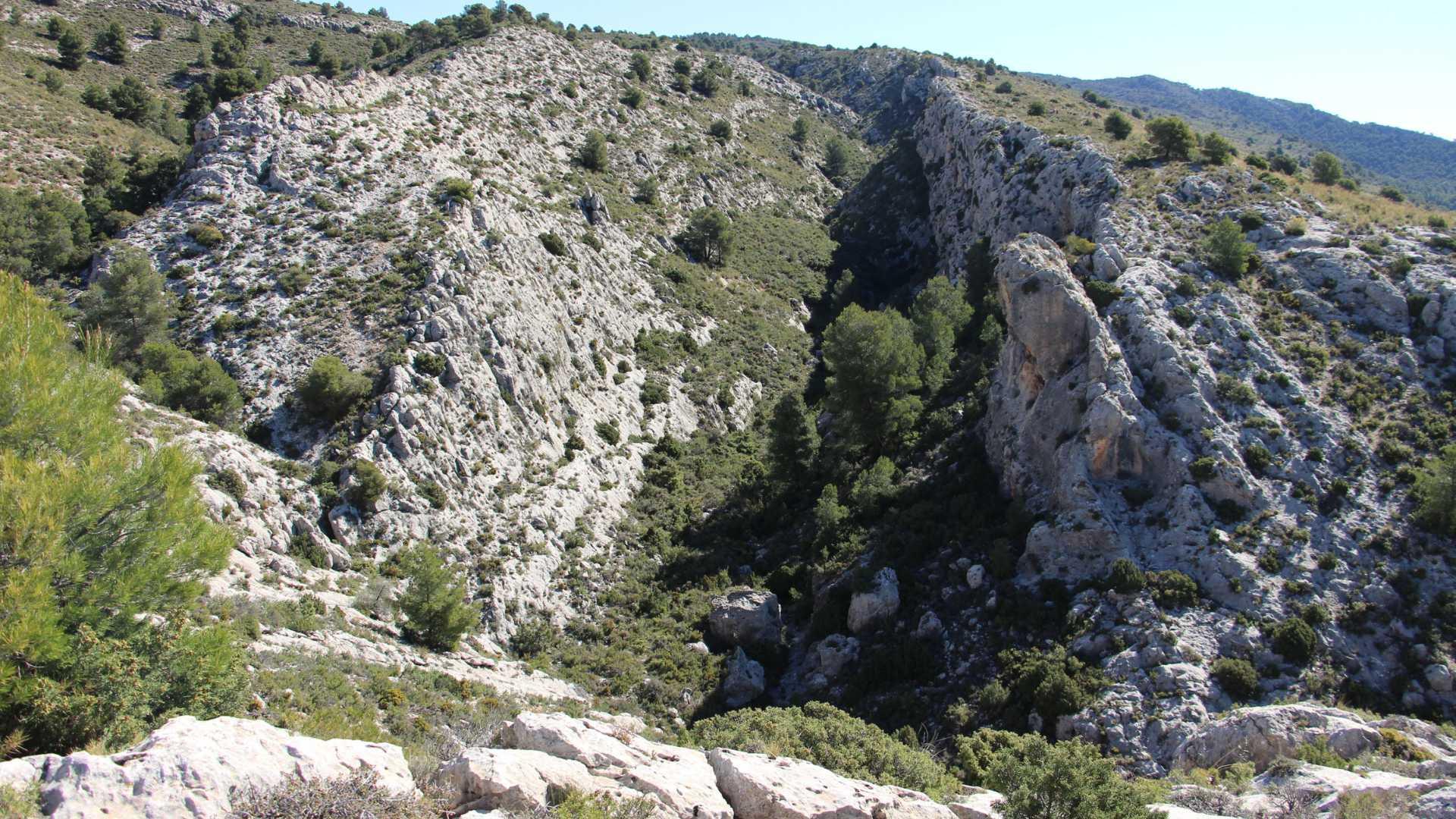 Barranco de les Raboses