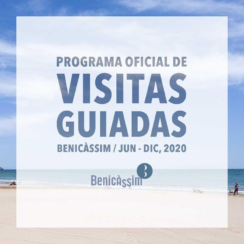Offizielles Programm der Führungen in Benicasim