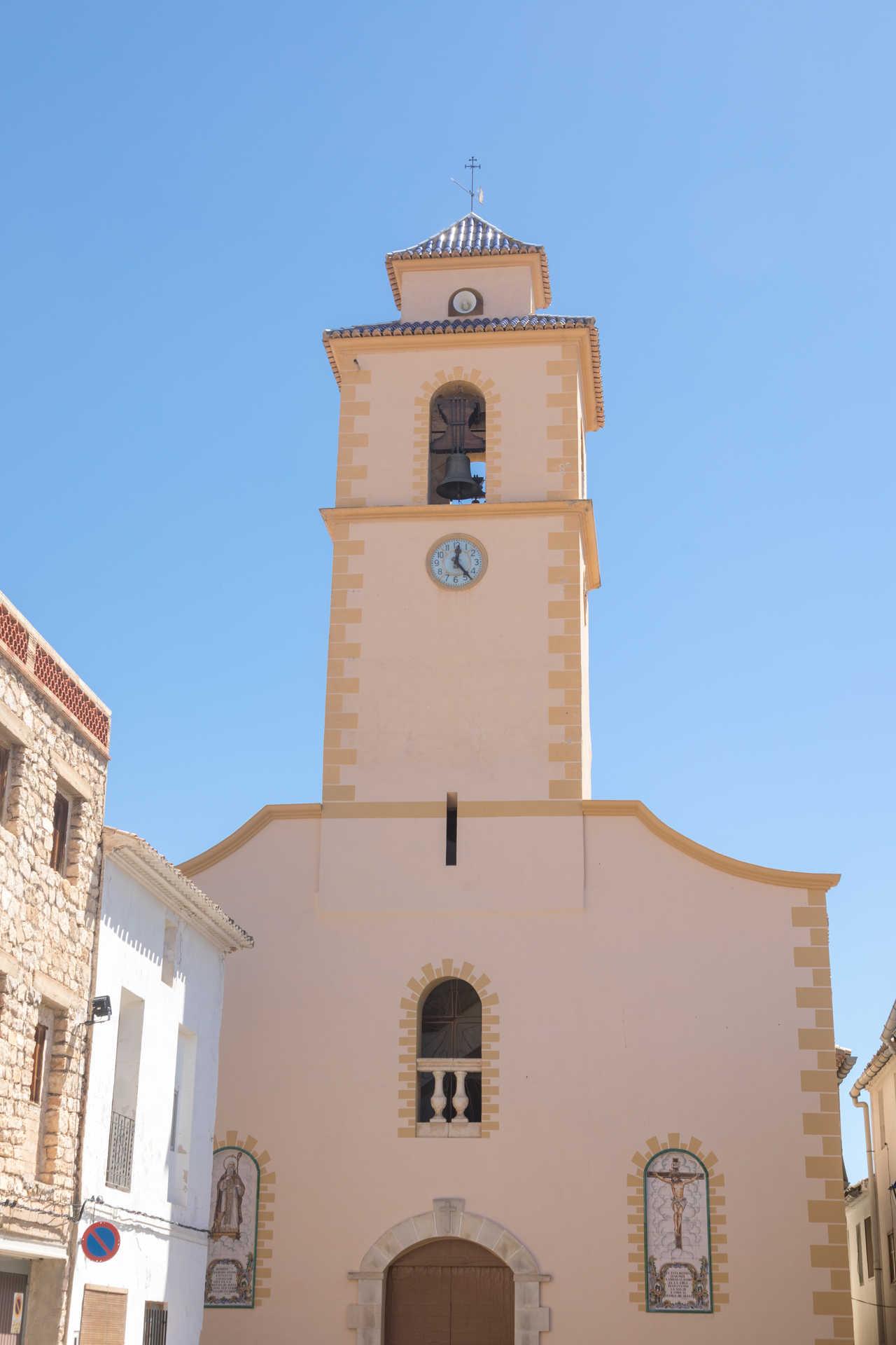 Iglesia San Antonio Abad