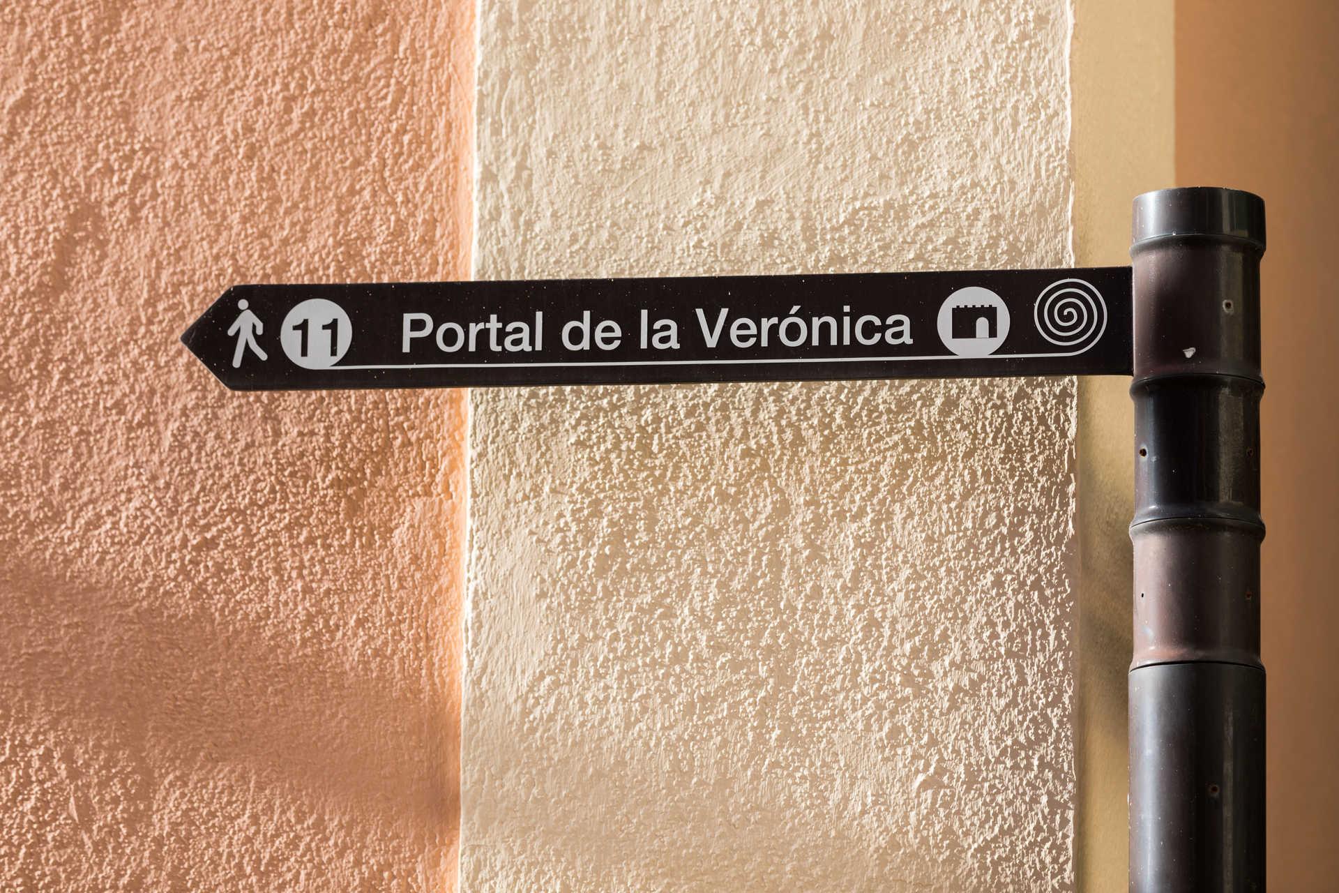 Arc De La Veronica