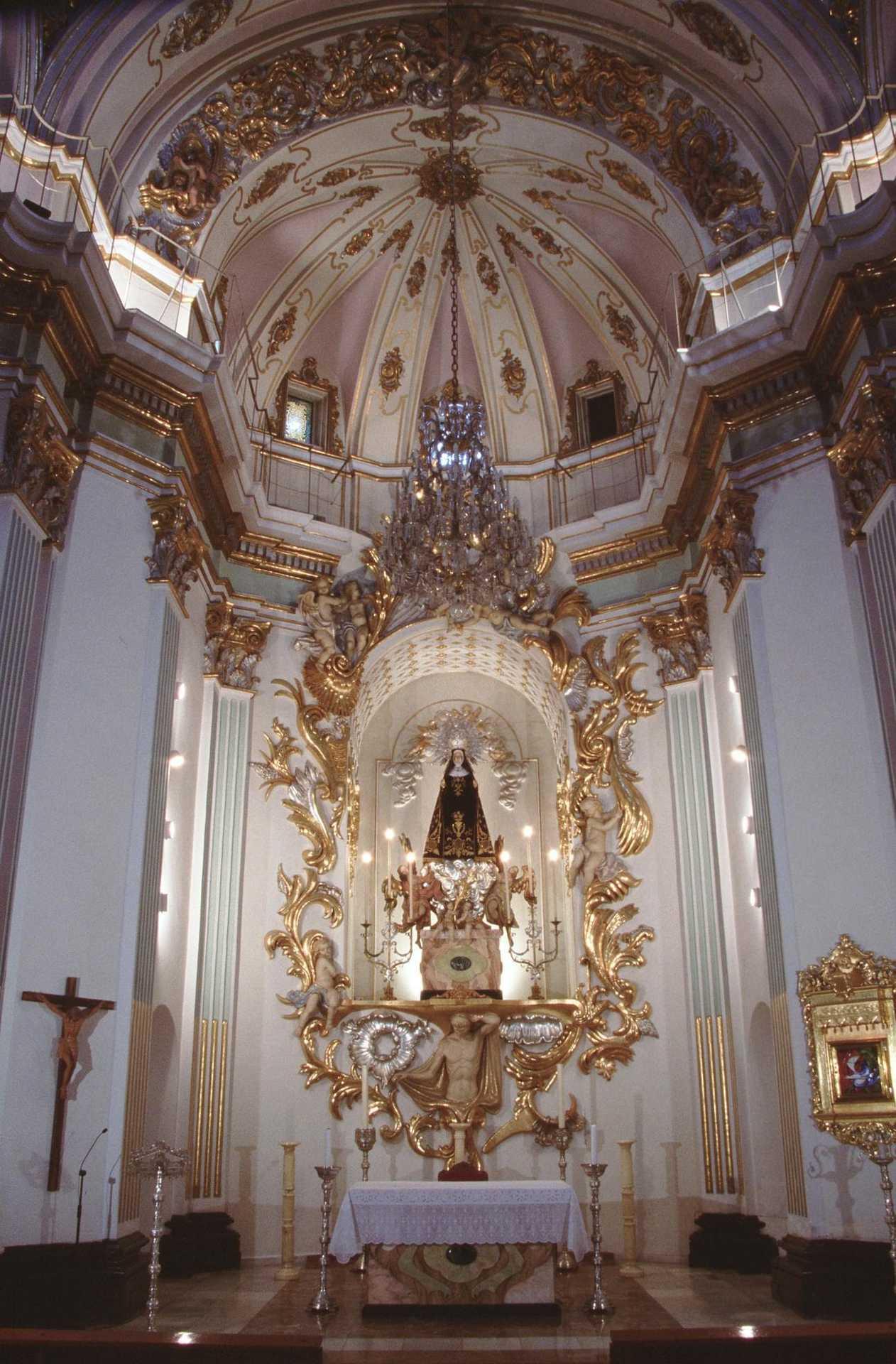 Fiestas de Nuestra Señora de la Soledad