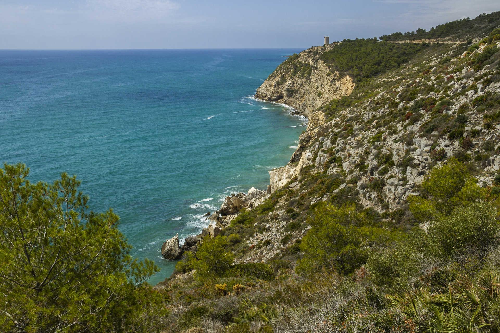 La Reserva Natural Marina de Irta