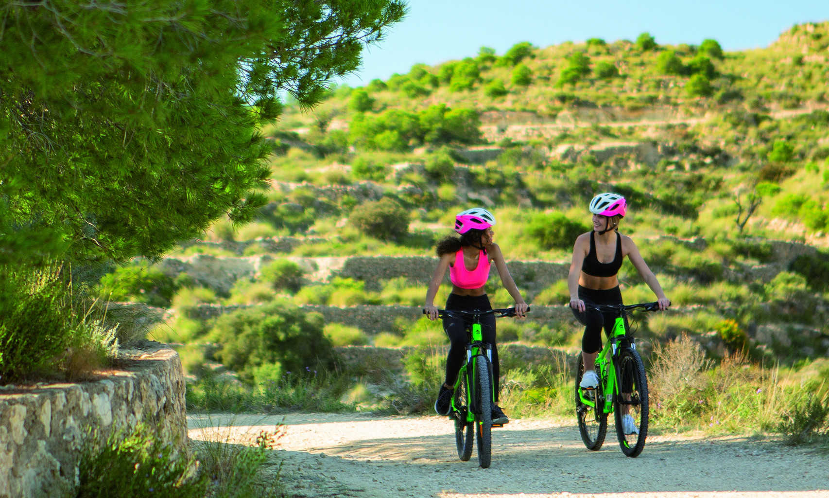 CYCLING ROUTES FROM EL CAMPELLO