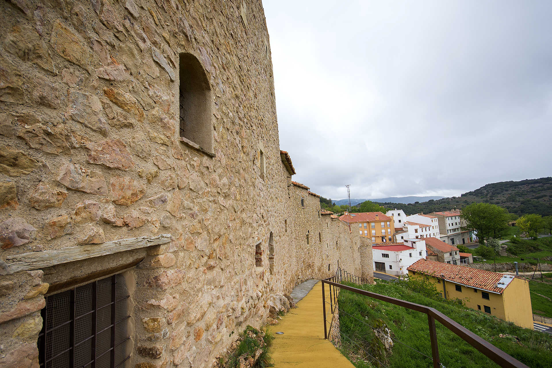 Castle and City Walls