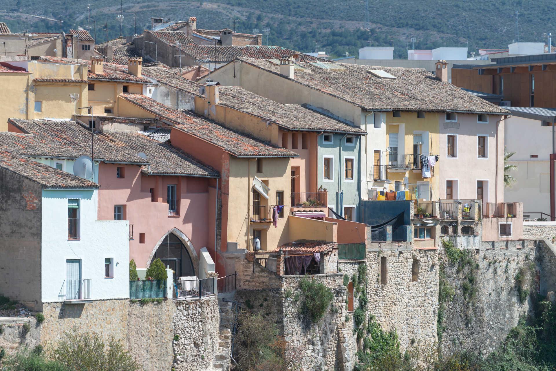 Barrio medieval La Vila
