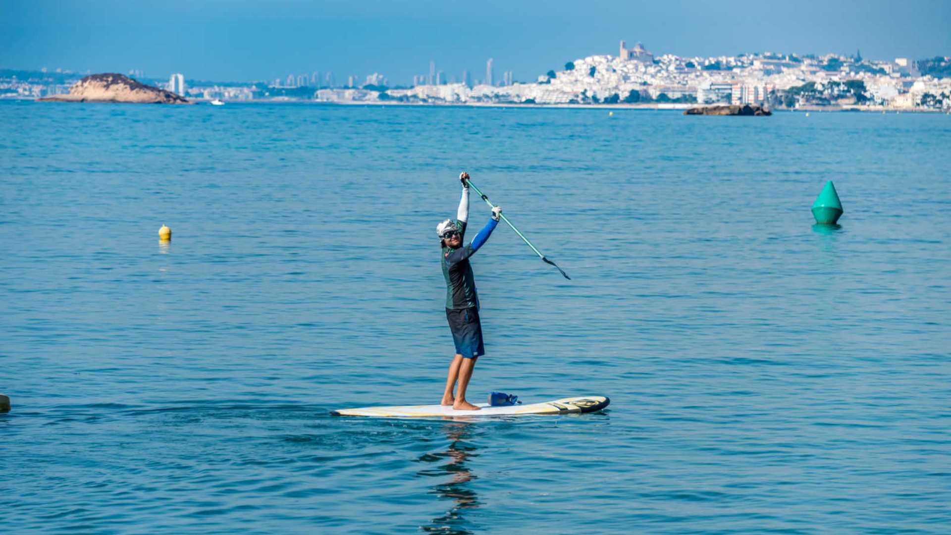 Stand-up Paddle Abenteuer