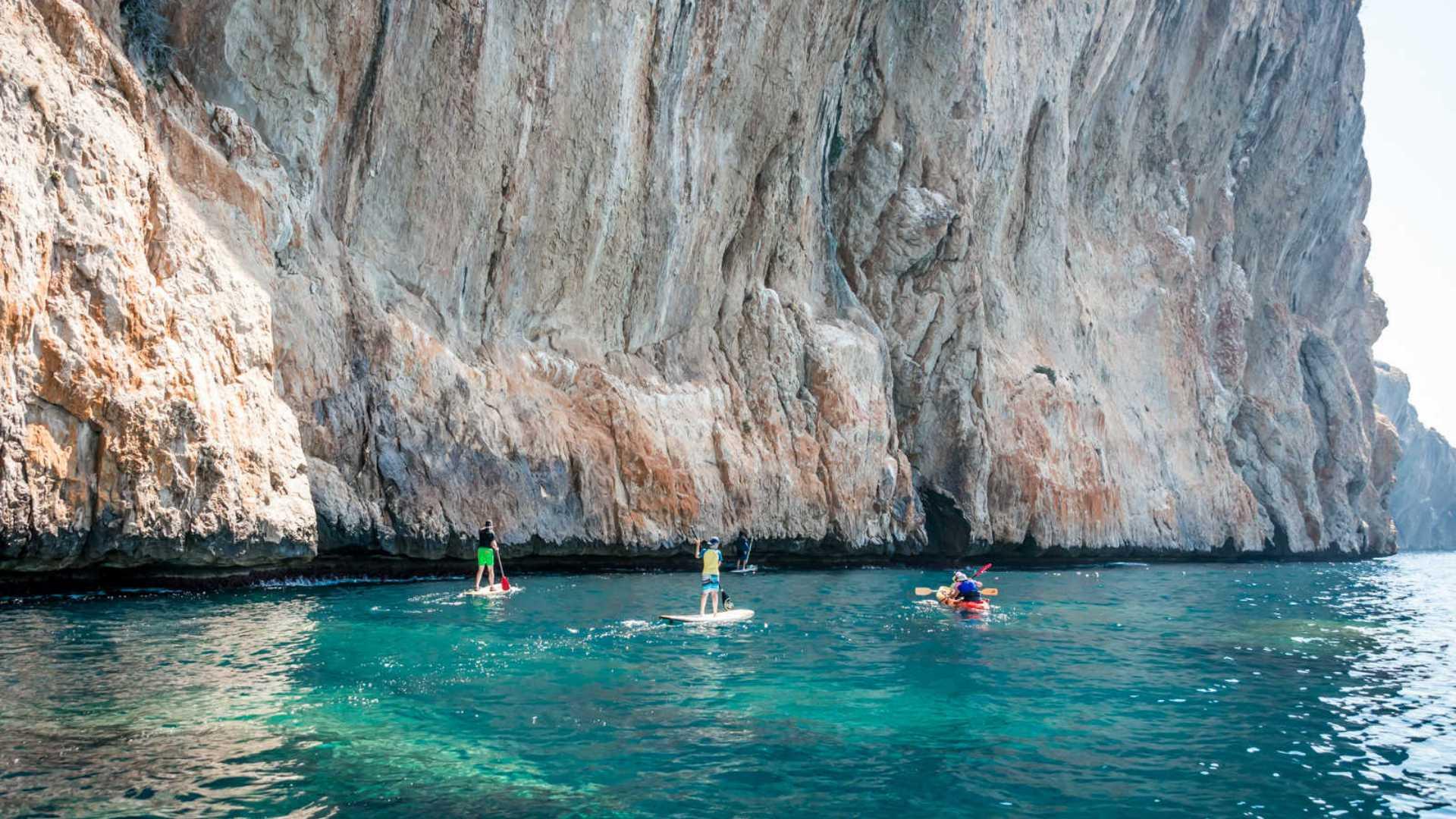 Aventuras en Paddle Surf