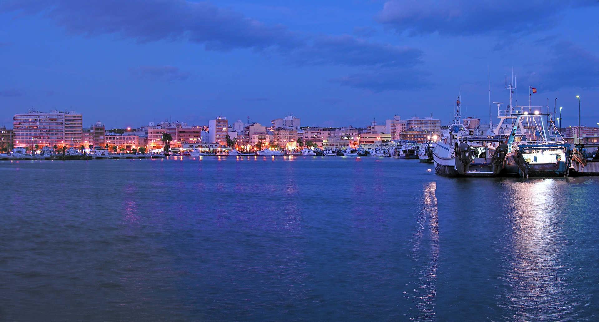Puerto de Santa Pola