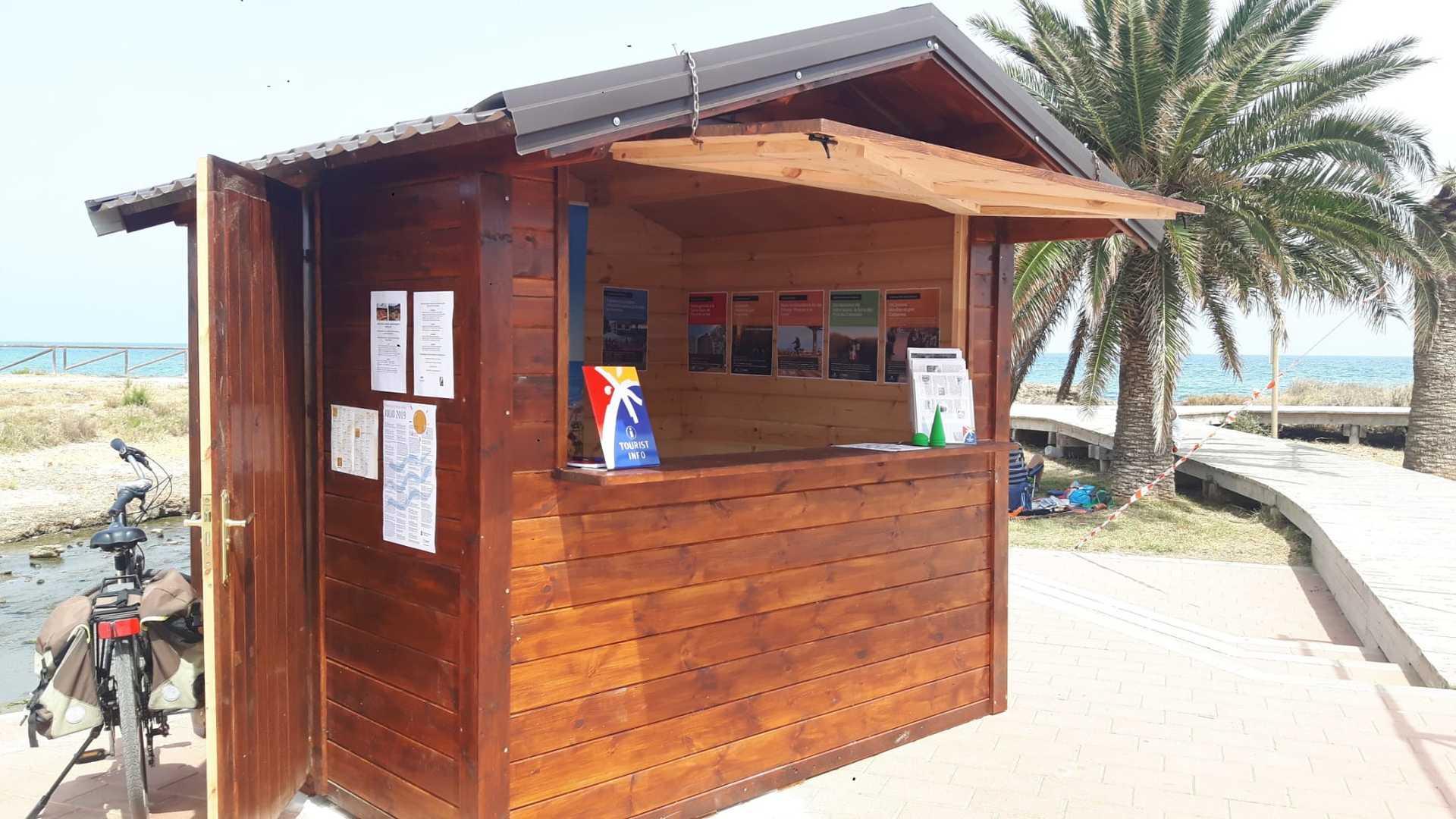 TOURIST INFO CABANES - TORRE LA SAL