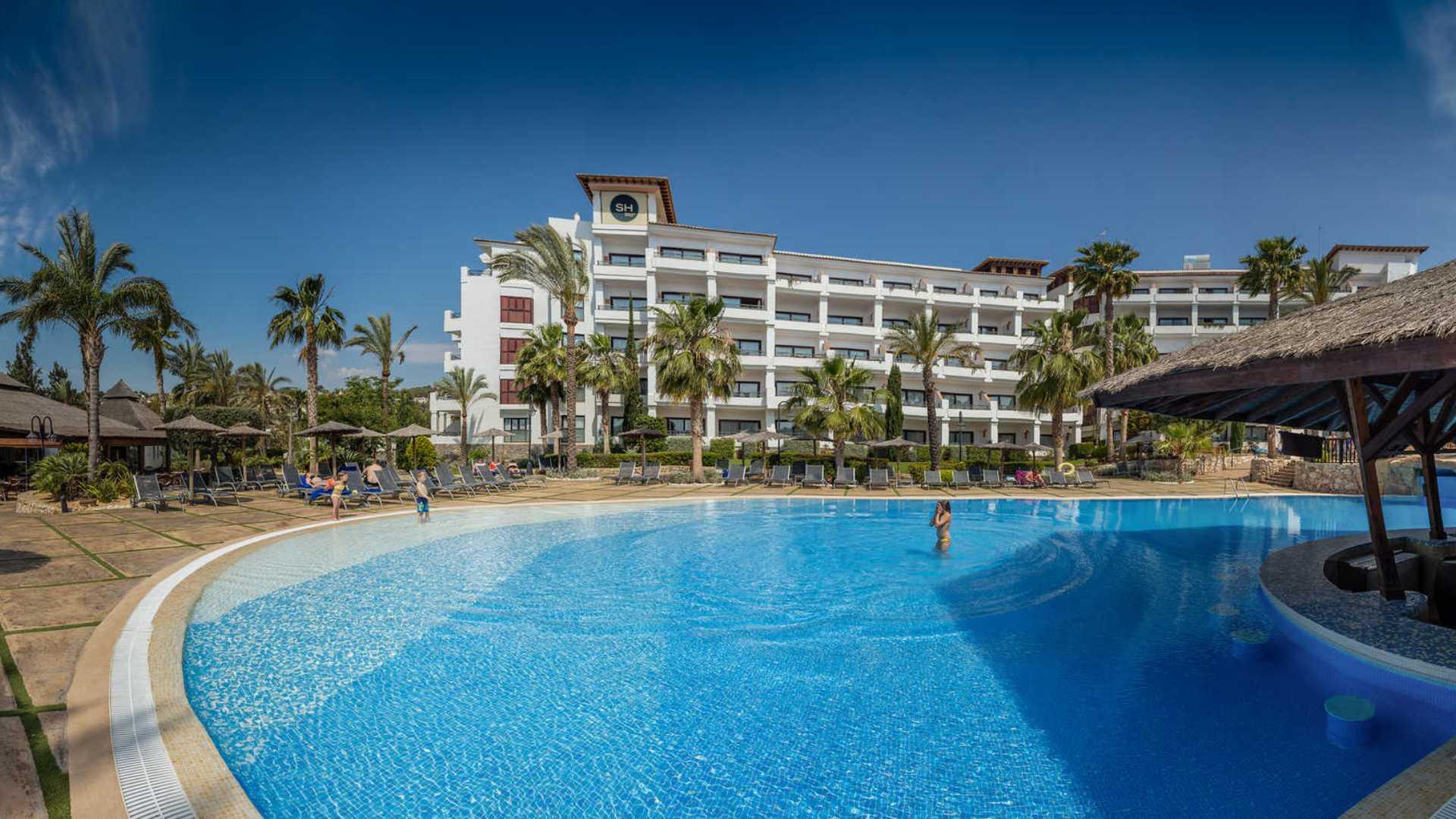 sh villa gadea beach hotel en altea
