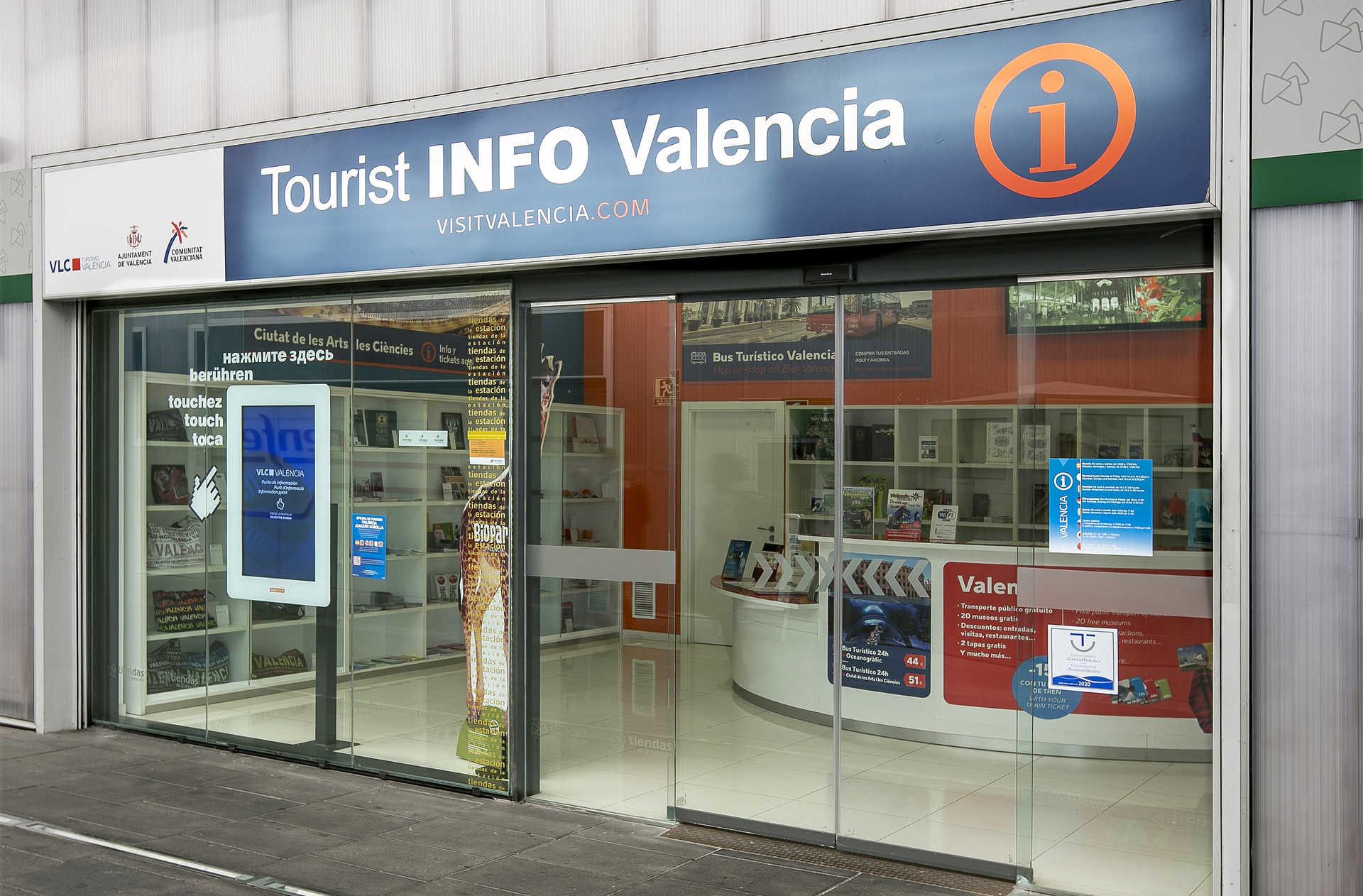 TOURIST INFO VALENCIA - JOAQUÍN SOROLLA