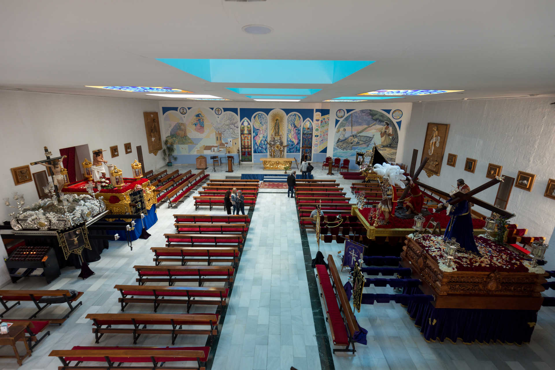 Iglesia parroquial de Ntra. Sra. de las Nieves
