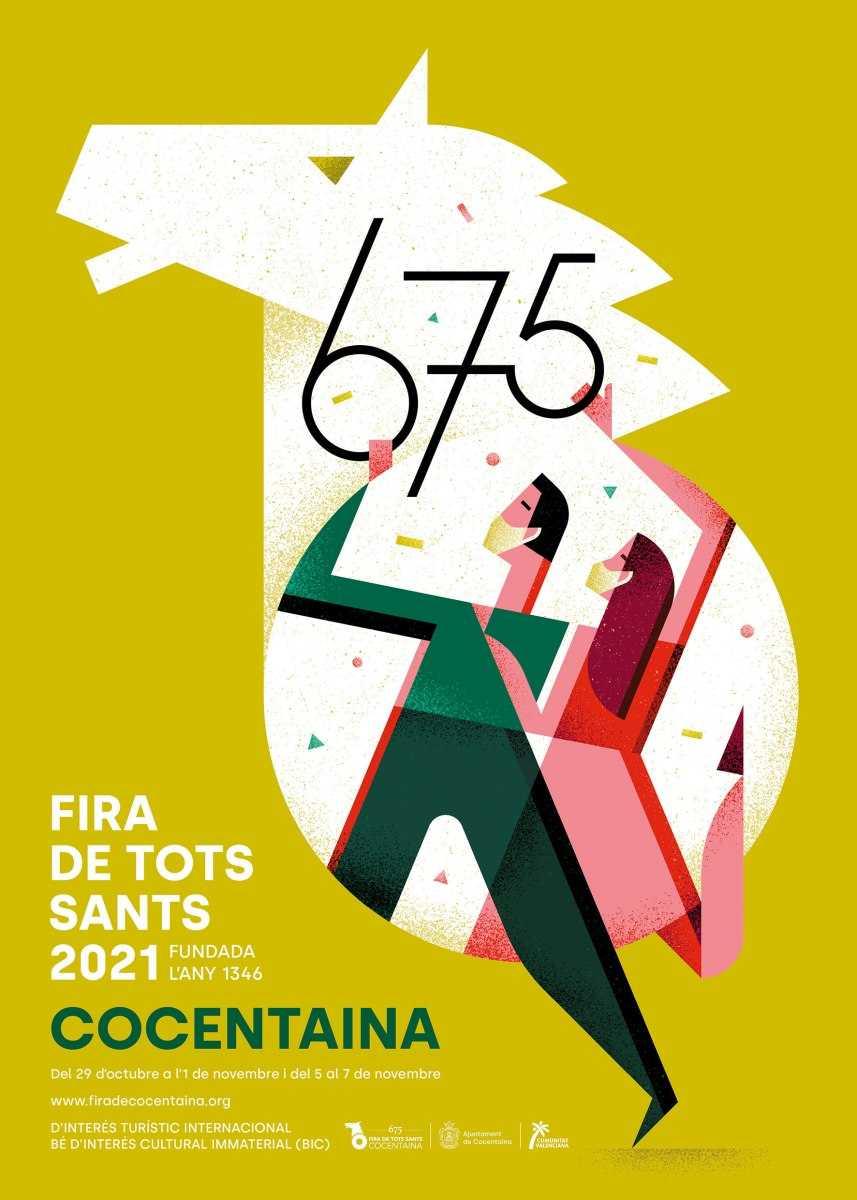 FIRA DE TOTS SANTS DE COCENTAINA 2021
