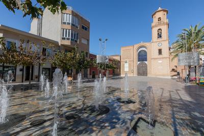 Clocher Église de Nuestra Sra. Del Pilar