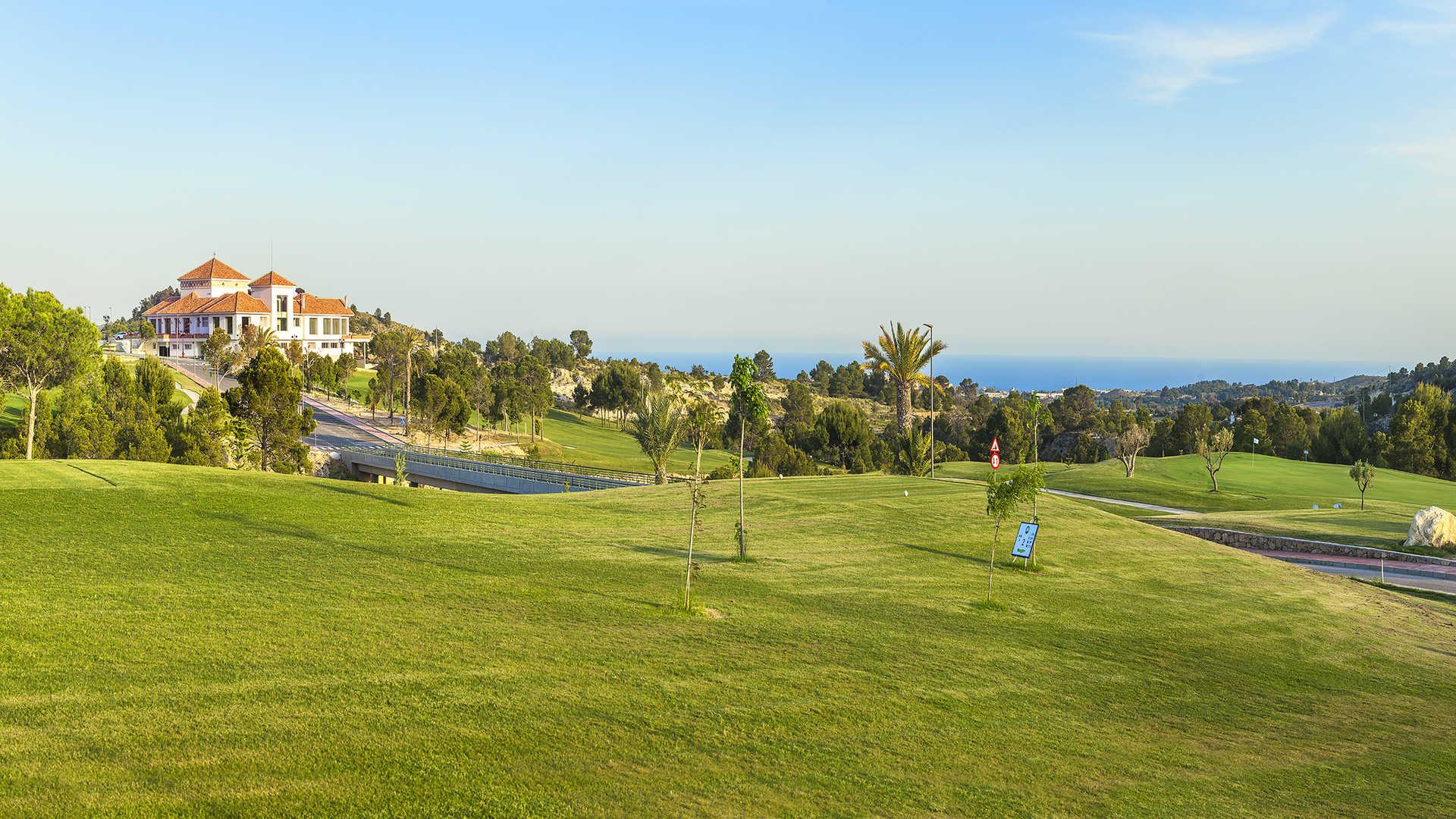 Puig Campana Golf