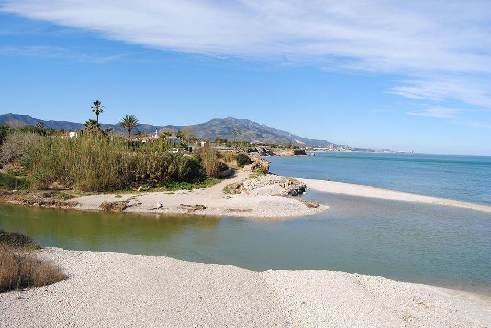 Playa del Riu de la Sènia