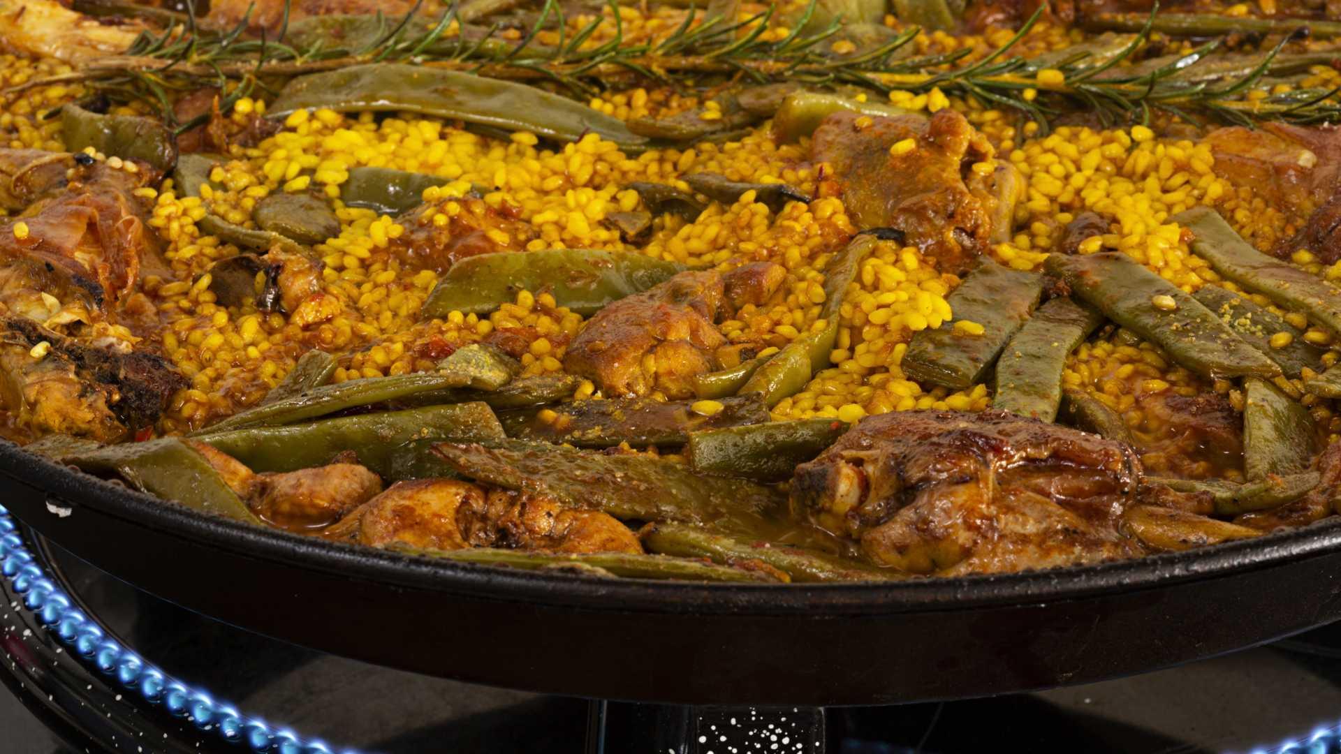 paella restaurants valencia
