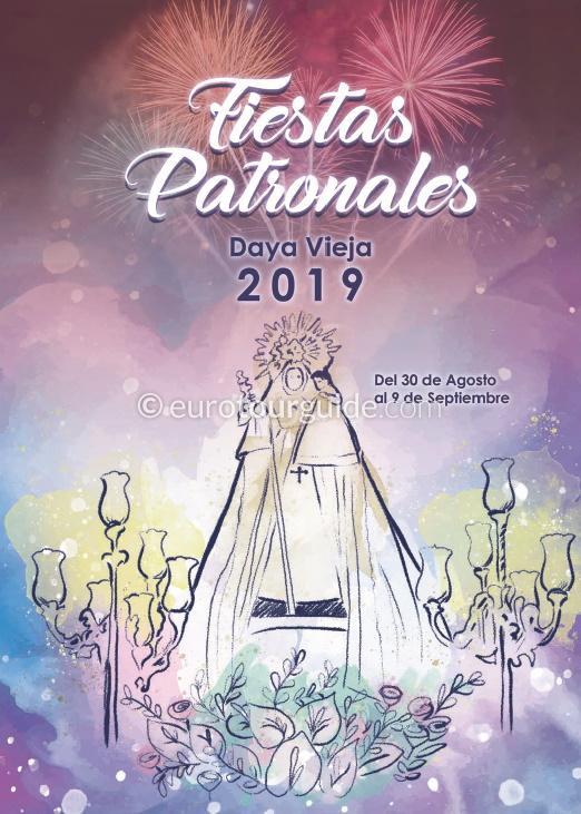 Fiestas Patronales de Daya Vieja