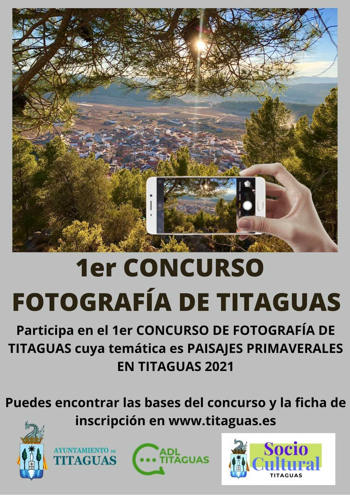 1er CONCURSO DE FOTOGRAFÍA DE TITAGUAS