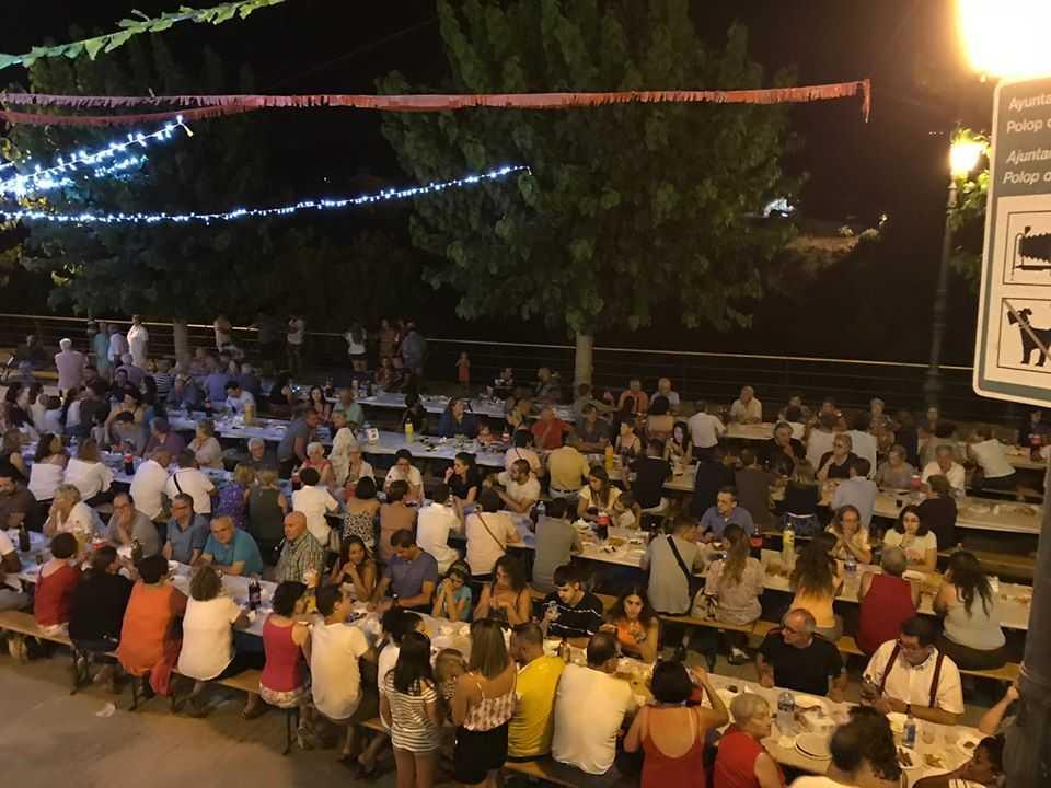 FESTIVITIES IN HONOUR OF SAN RAMÓN