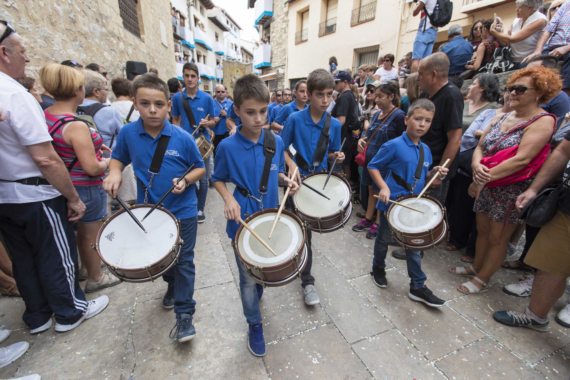 Fiestas del Anunci y Sexenni de Morella