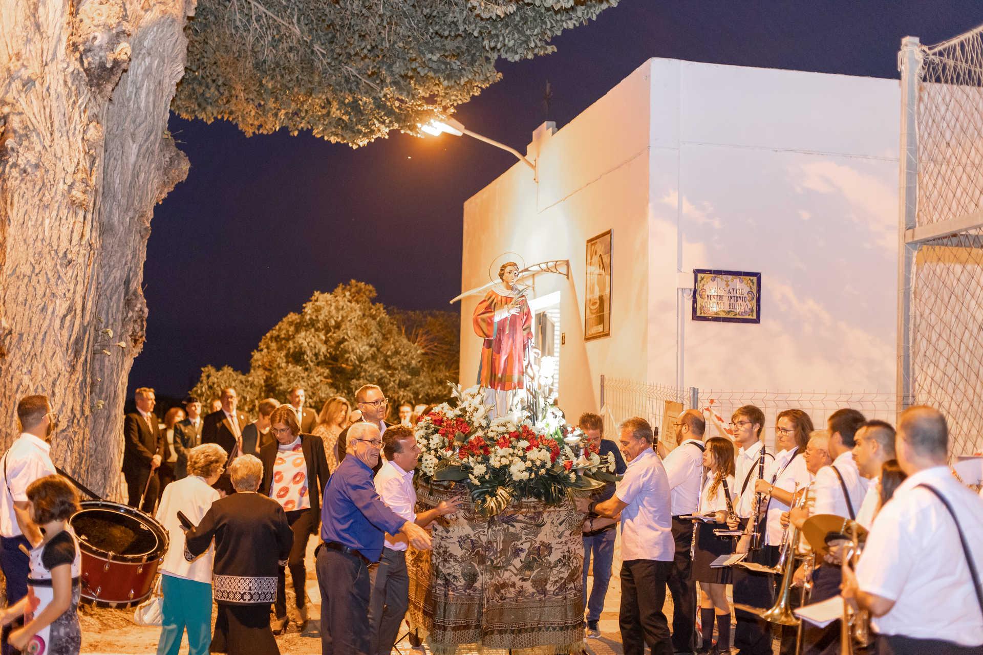 Fête de San Lorenzo
