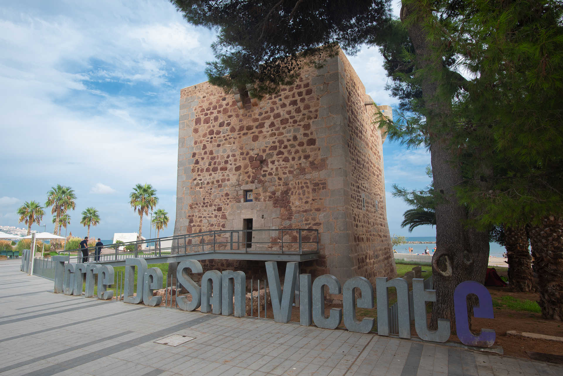 INTERPRETATION CENTRE TORRE DE SANT VICENT