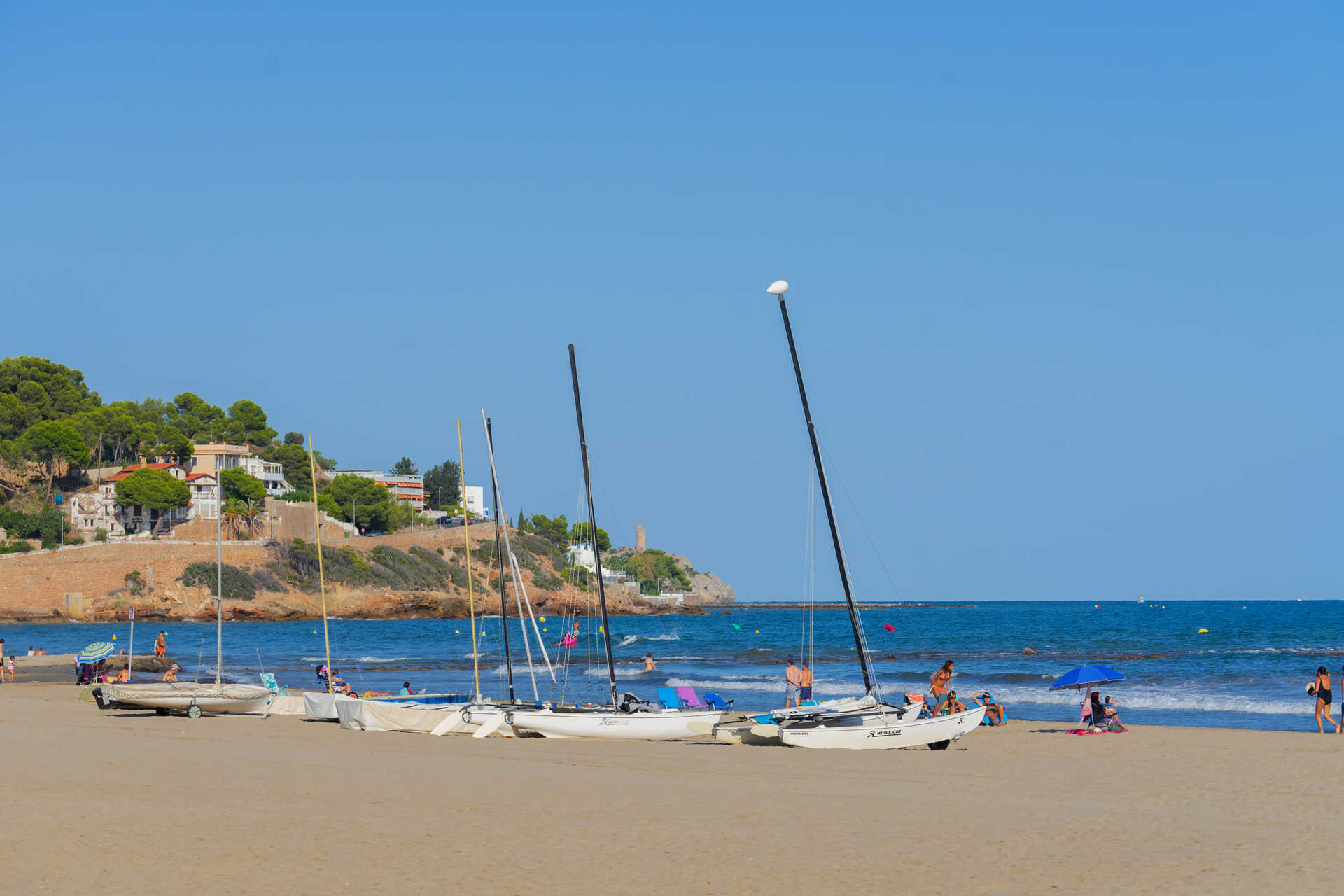 Playa de Voramar