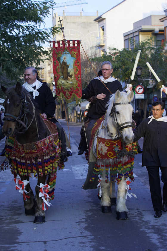 Festivities in Honour of Santo Tomás de Villanueva