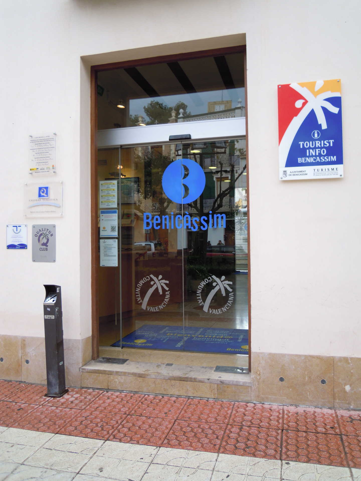 TOURIST INFO BENICÀSSIM - CASA ABADÍA