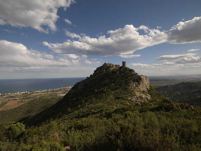 Castillo de Montornés