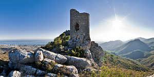 Burg Von Montornés