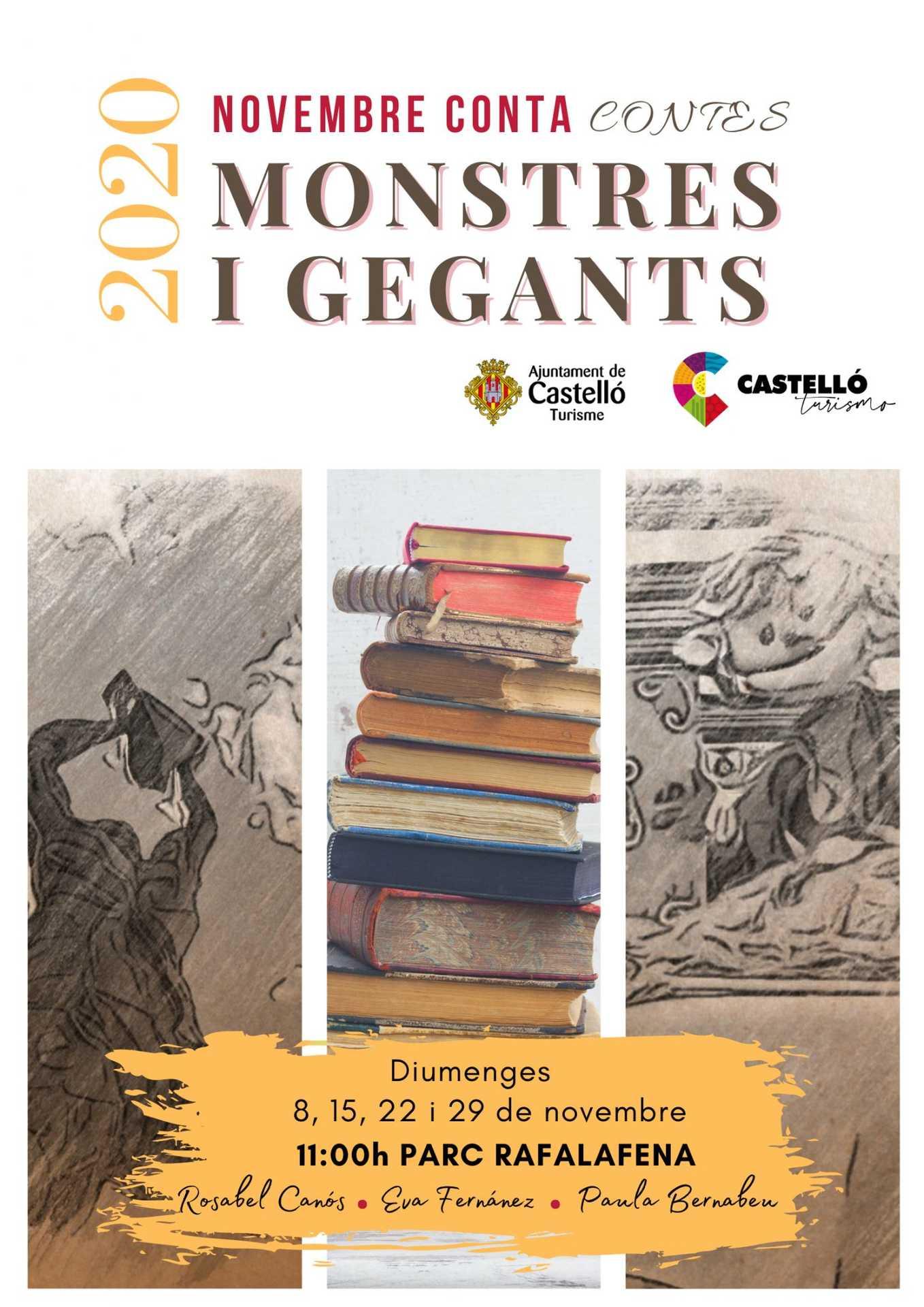 CICLO «GEGANTS I MONSTRES»