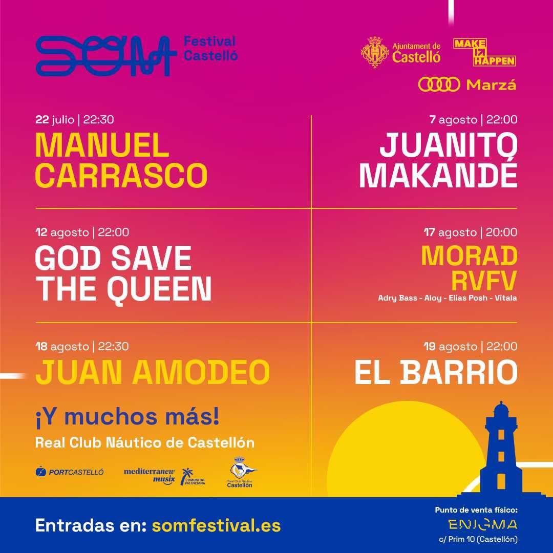 Som Festival Castellón