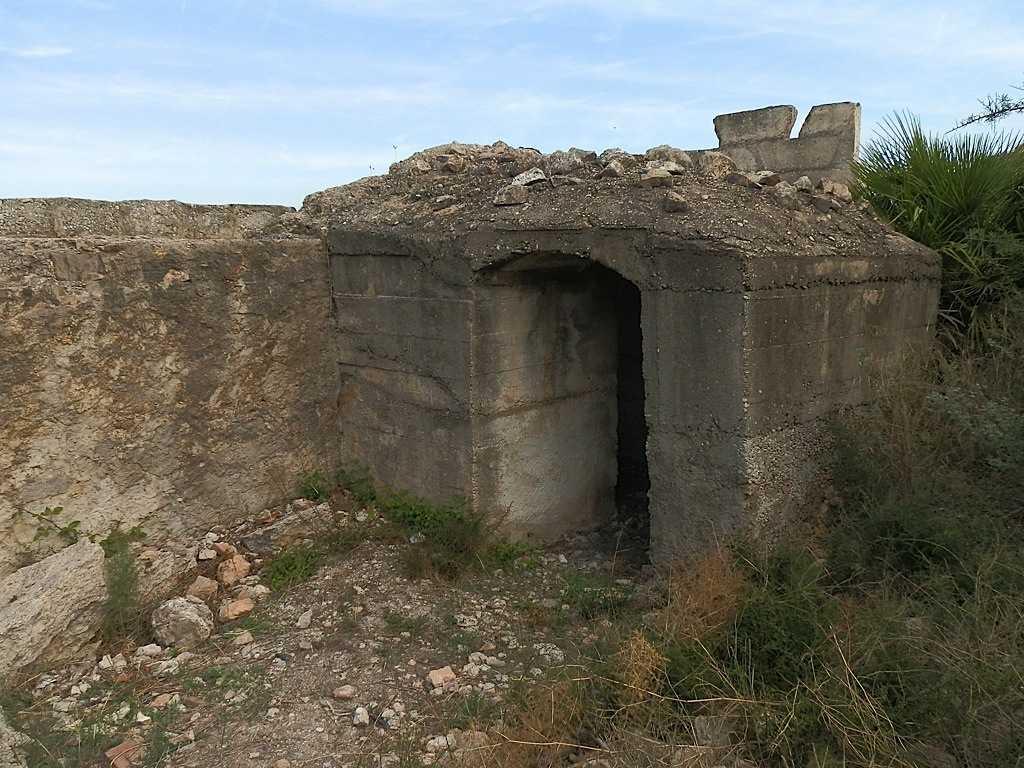 Ruta Línia XYZ (Almenara y La Llosa)