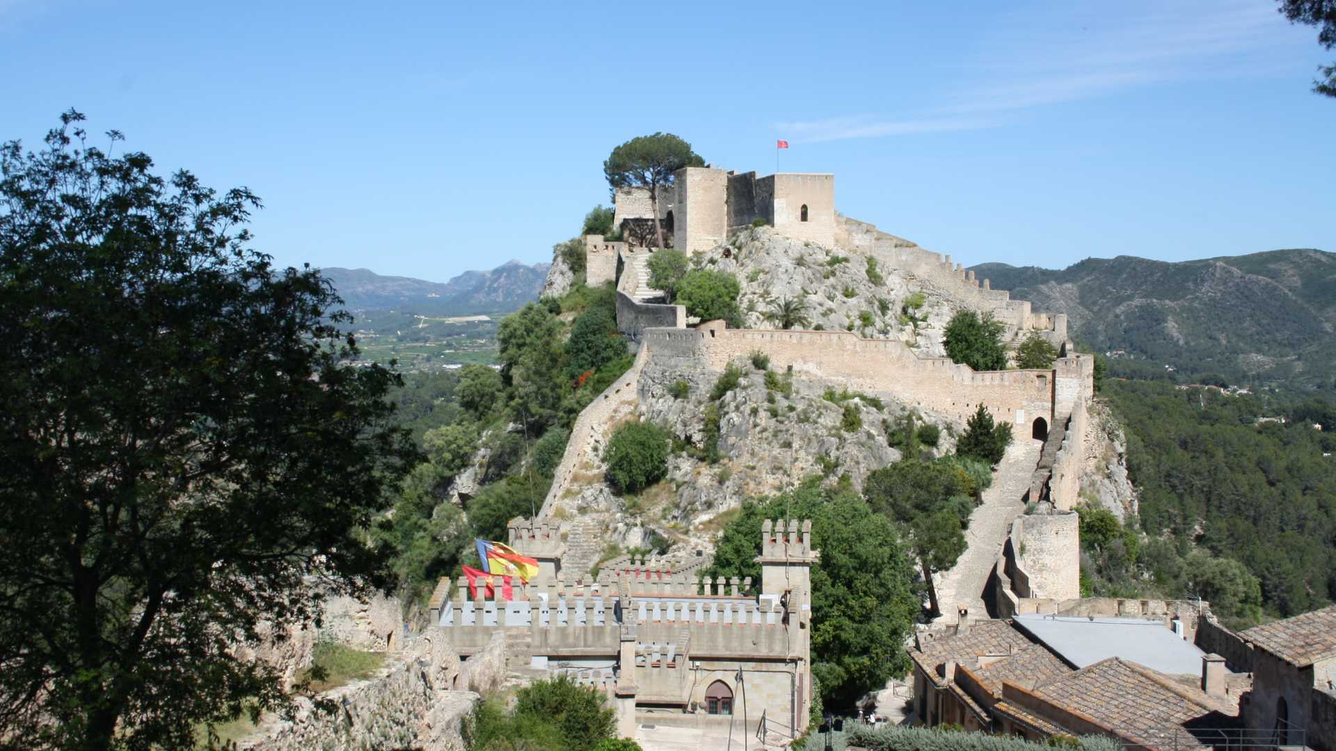 Ruta Castillo, centre històric i museus