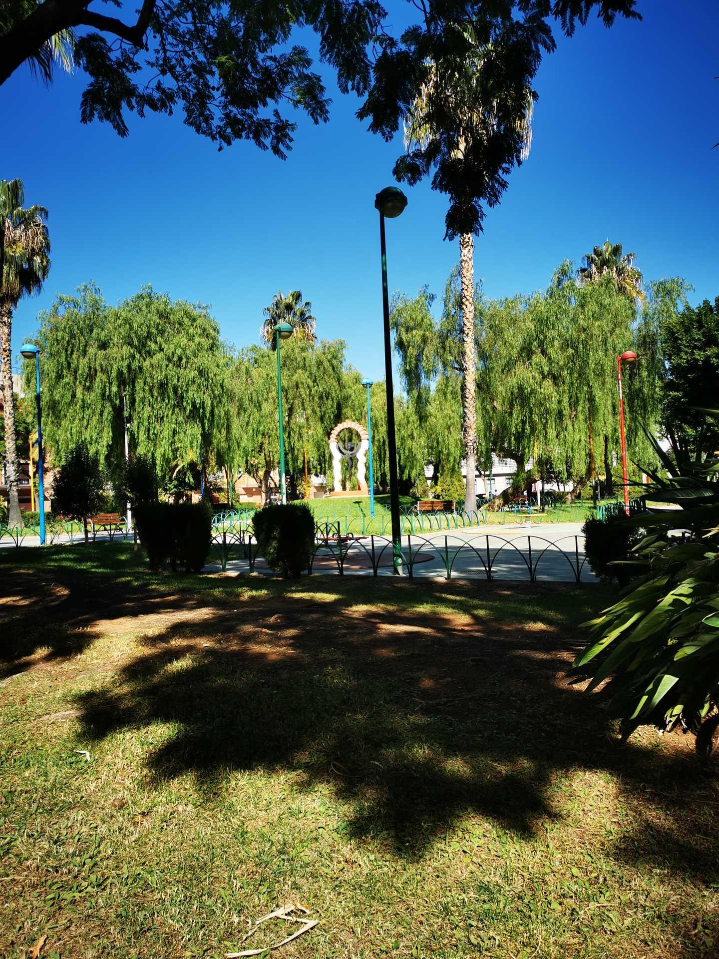 Parc de les Tres Cultures