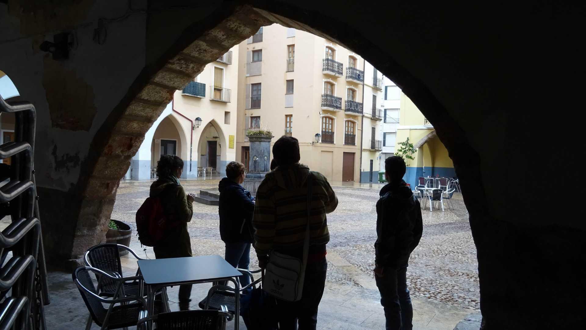 Tiempo de cítricos: Excursión a Vila-real y Onda